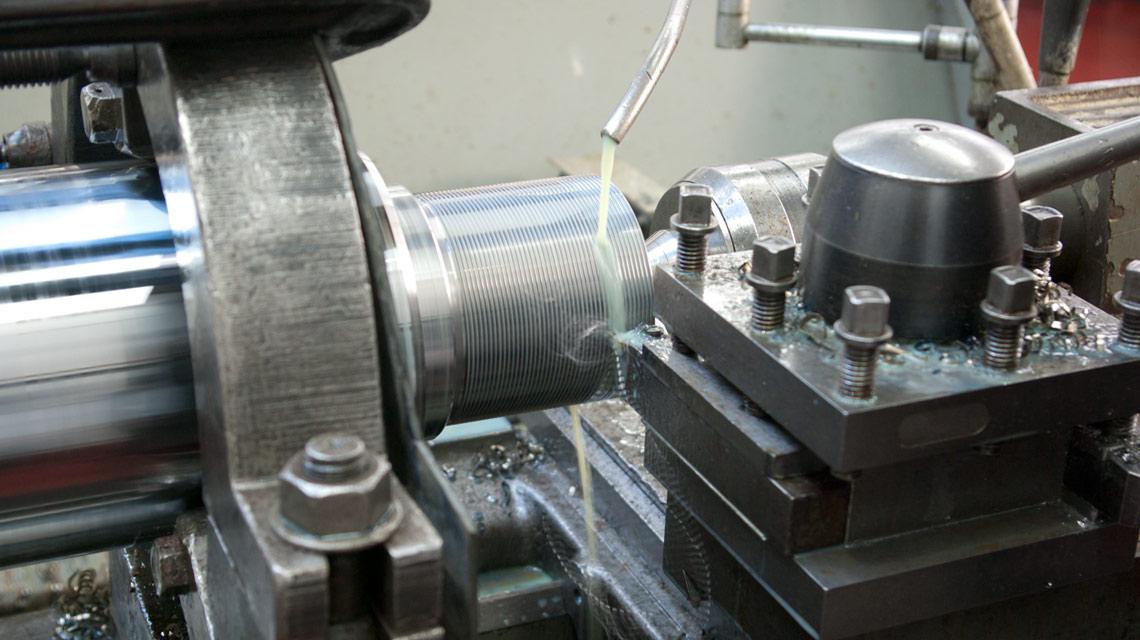 Manufacturing Hydraulic Cylinder