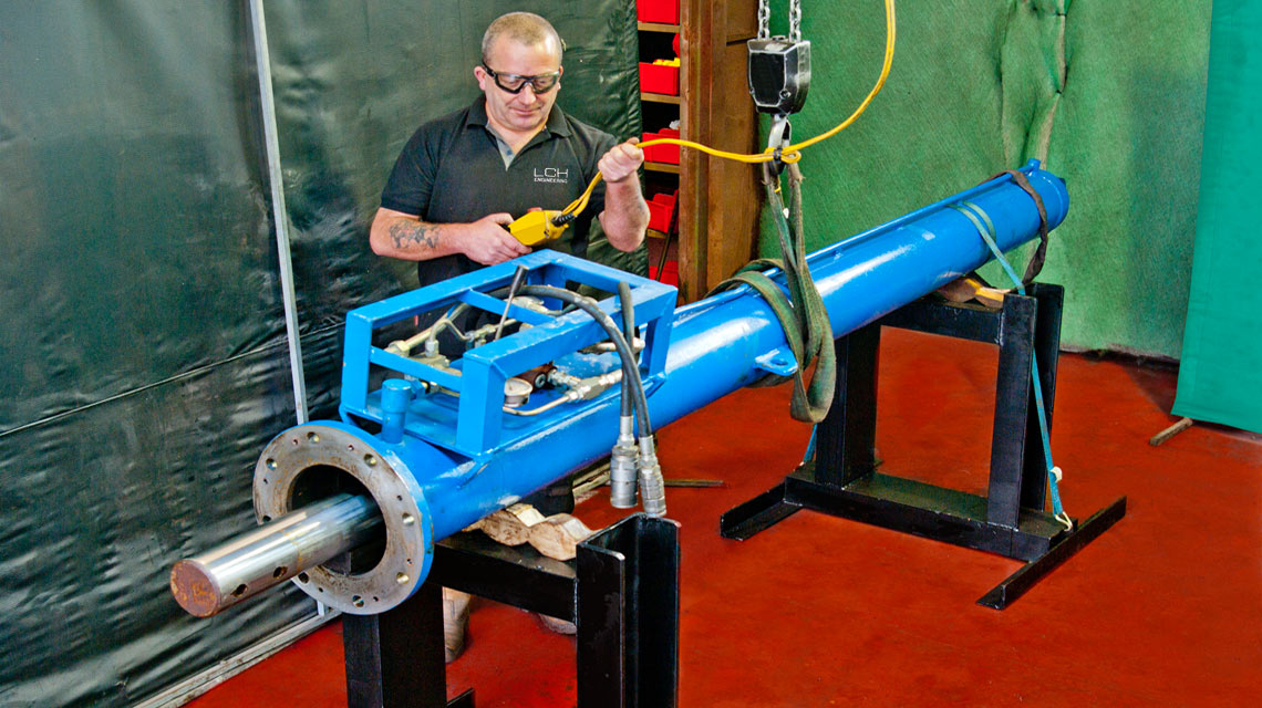Our Hydraulic Cylinder Services - Low Cost Hydraulics