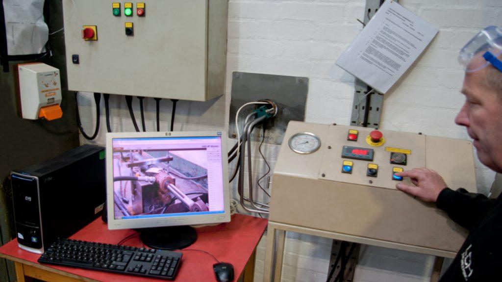 Hydraulic Testing Facility